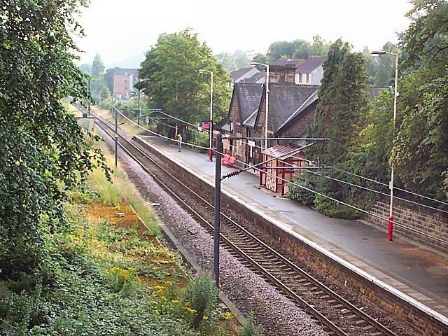 Baildon Station