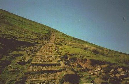 Path on Pendle Hill