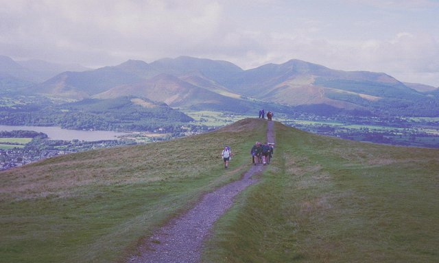 On Latrigg