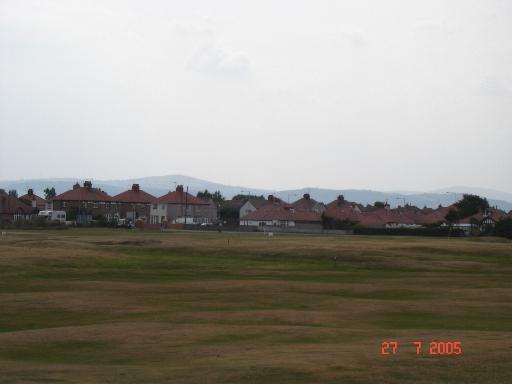 Rhyl golf course
