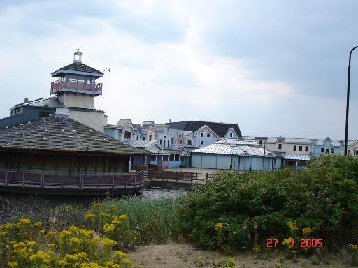 Ffrith beach complex