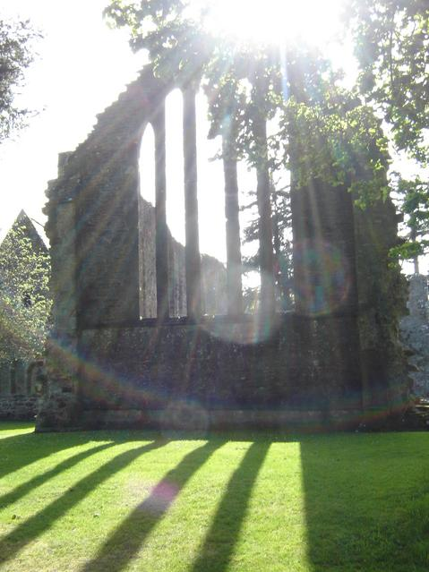 Inchmahome Priory, Lake of Menteith