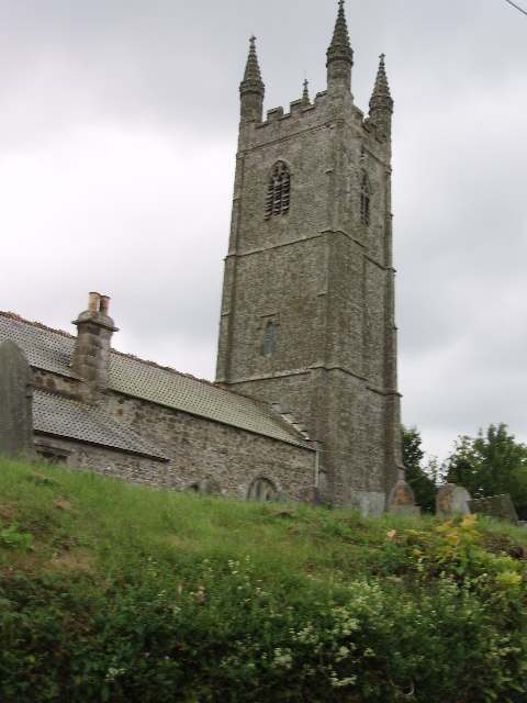 Church of St Clement at Withiel