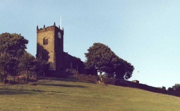 Mellor Church