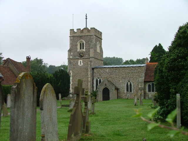 St Mary's Church, Gravely
