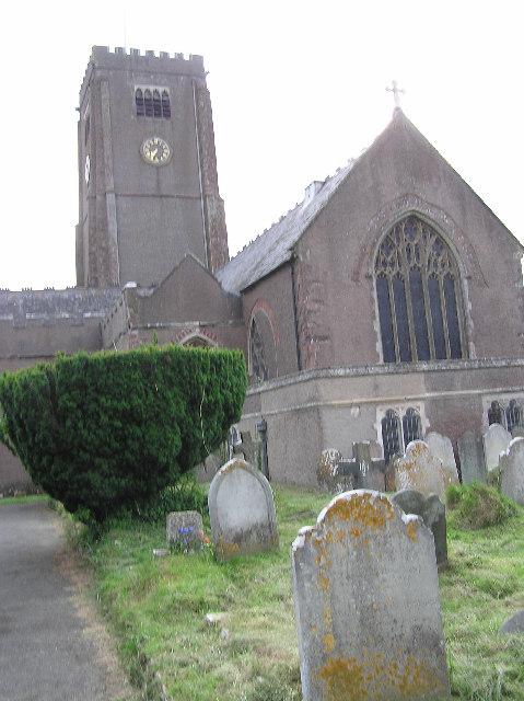 Higher Brixham St. Mary's church