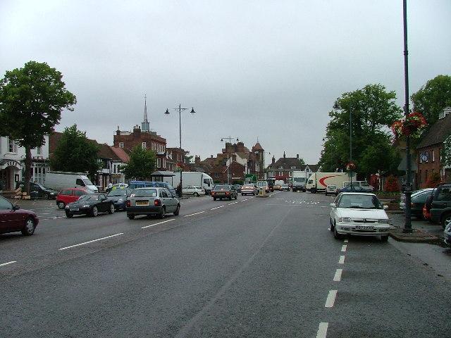 Baldock High Street