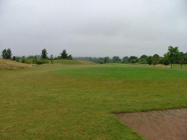 Chessfield downs golf course.