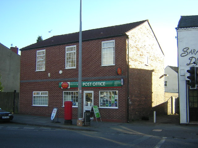 Boothstown Post Office