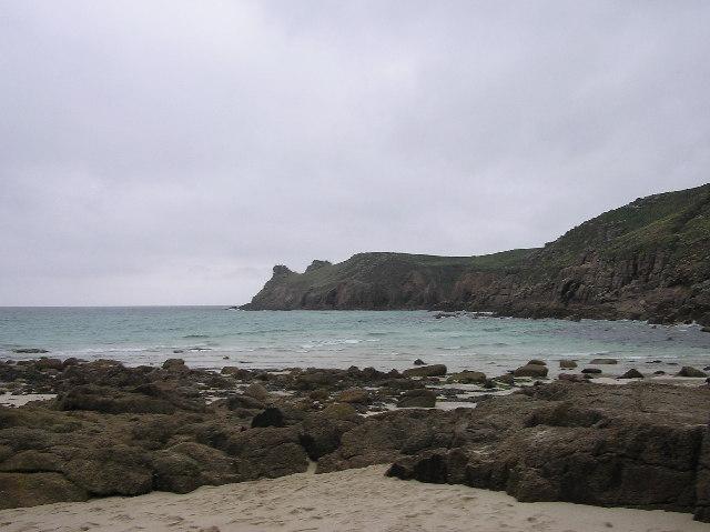Mill Bay, or Nanjizal