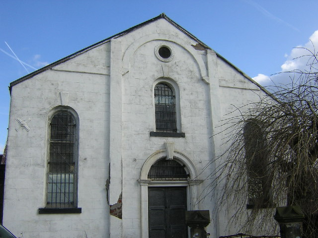 Primitive Methodist Chapel (closed) at New Manchester, Mosley Common