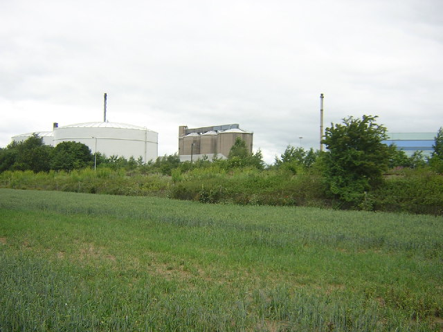 Sugar Beet Factory, Allscott