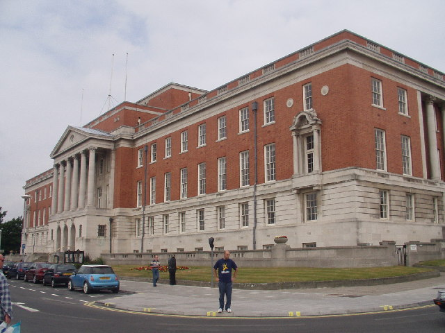 Town Hall, Chesterfield