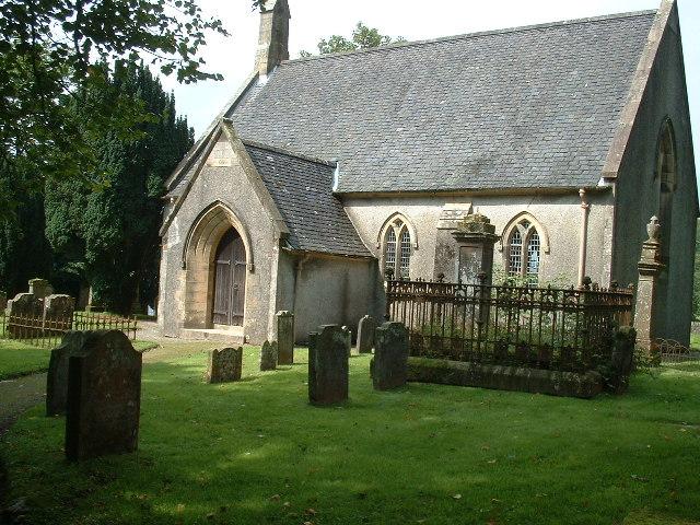 Inverchaolain church