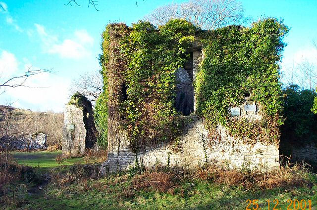 Candleston Castle - Glamorgan