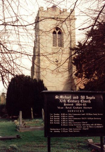 High Ercall Parish Church