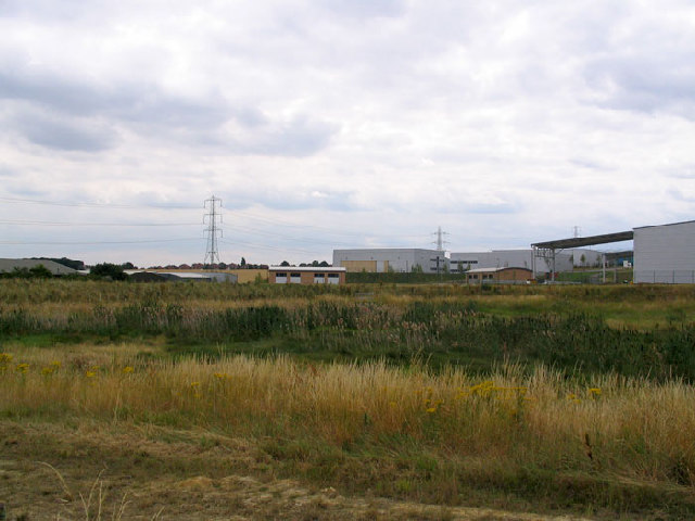 Industrial Estate near Wakefield