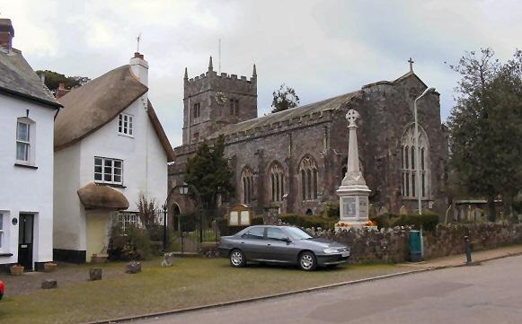 Thorverton Church