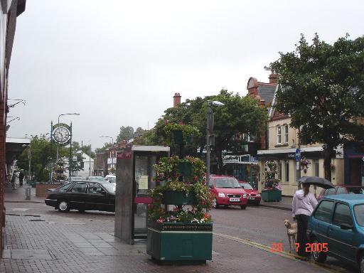 Prestatyn High  Street