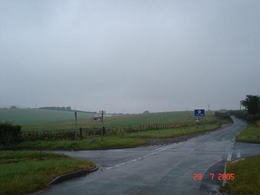 Gwaenysgor crossroads