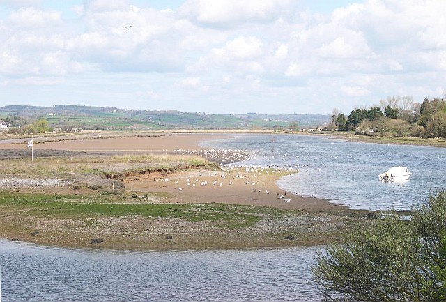 The Axe Estuary
