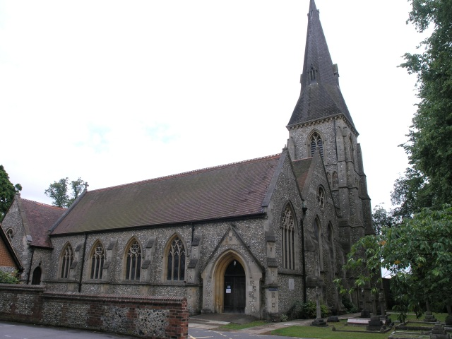 St. Mary the Virgin, Caterham