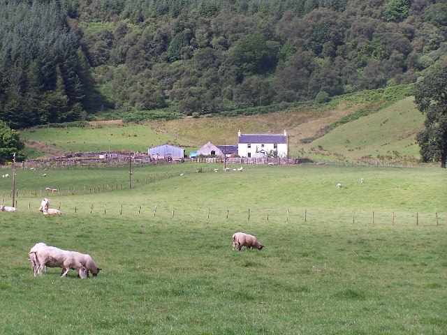 Bealachandrain farm