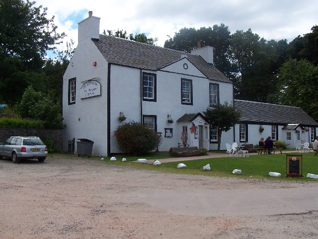 The Oystercatcher Pub, Otter Ferry