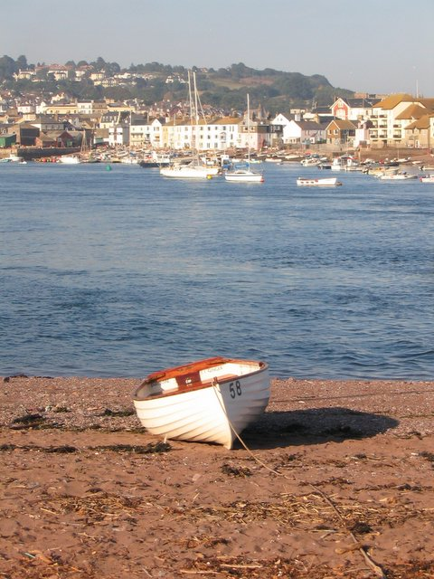 Teignmouth from Shaldon