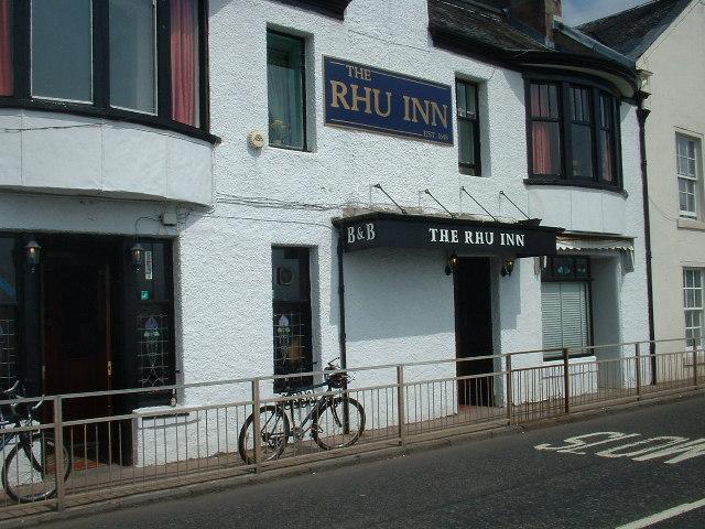Rhu Hotel, Gare Loch