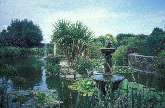 Longcross Victorian Garden, near Trelights