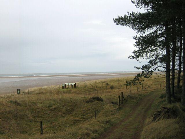 Tentsmuir Point