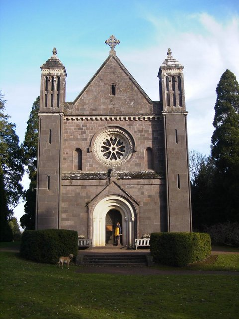 Killerton House Chapel
