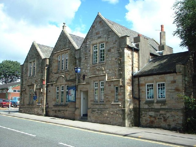 Police Station on Castle Hill Road