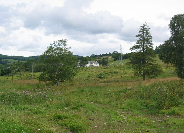The Braes of Tullimet