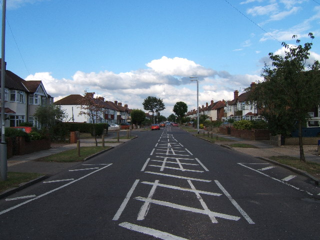 Clarence Avenue, New Malden