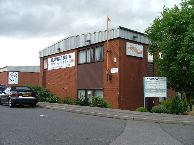 Ravidassia community centre Wilbury Way