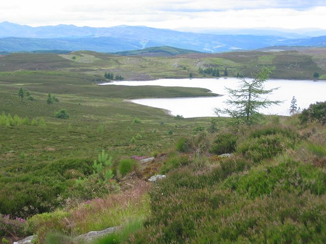 Lochan Oisinneach Mor