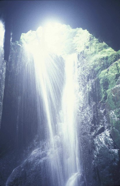 Grotto on the Hafod estate