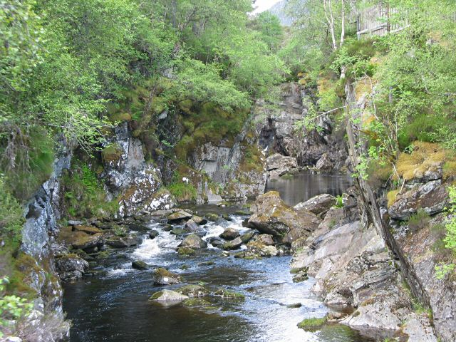 River Affric near Dog Falls