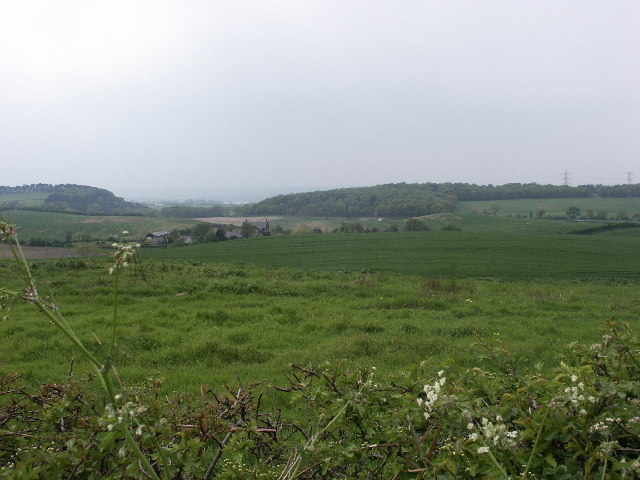 Claim Farm near Delamere Forest