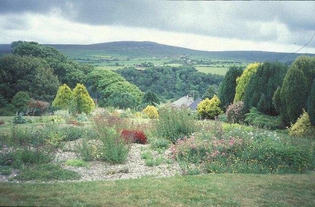 Penlan Uchaf Garden