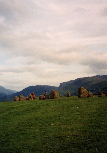 Another view of Castlerigg