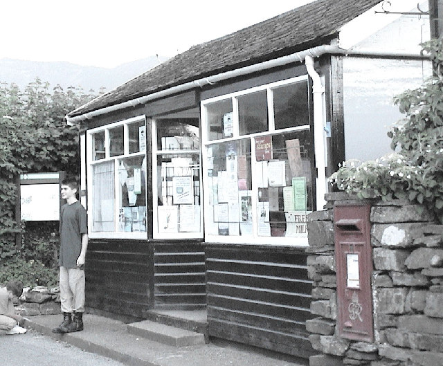 Low Lorton - Post Office