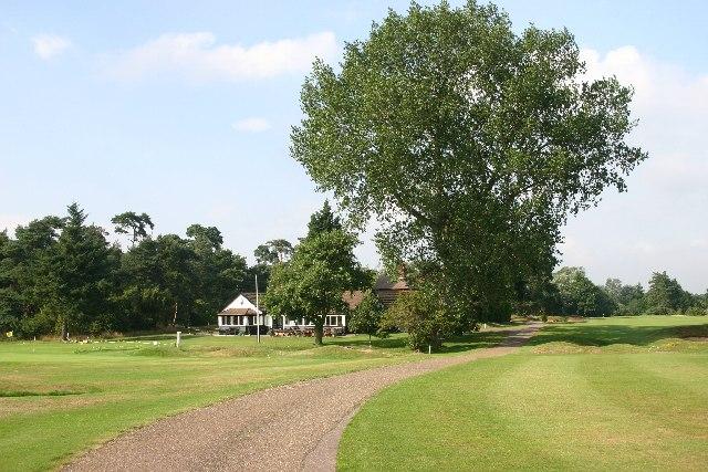 Flempton Golf Clubhouse