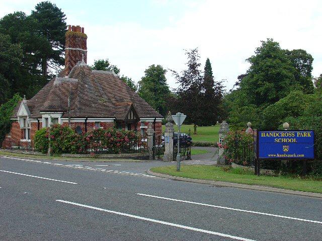 Handcross Park School Gatehouse, Handcross, West Sussex