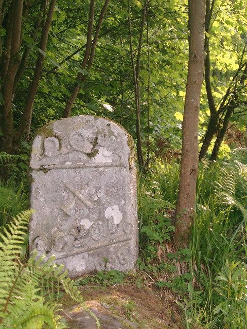 Royal's Memorial, River Annan