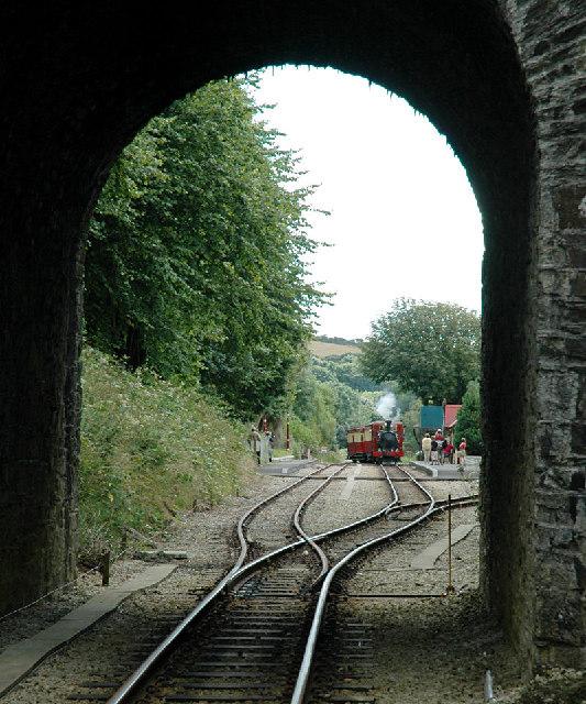 Santon Station - Isle of Man