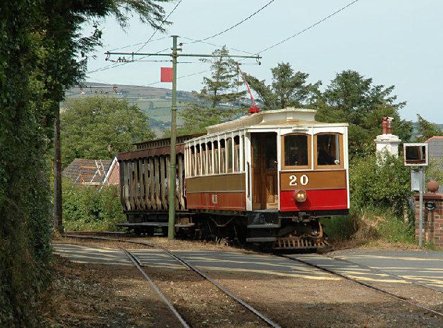 Manx Electric Railway - Isle of Man