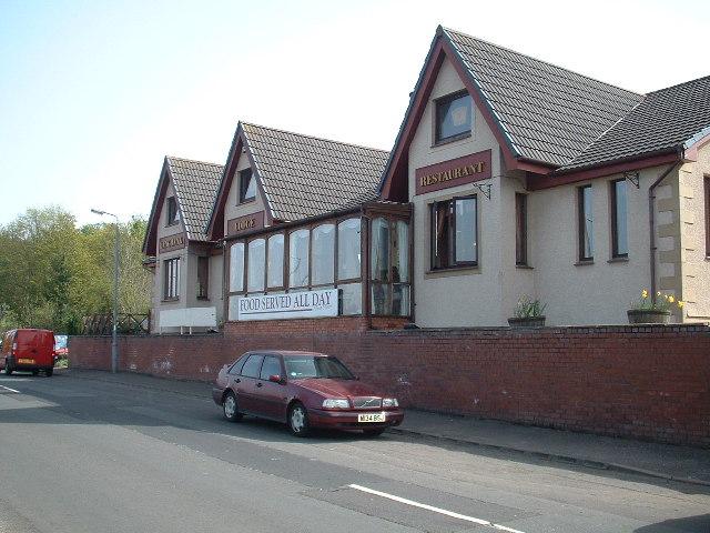 Langbank Lodge